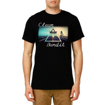 Playeras O Camiseta Clean Bandit 100% Nuevo Classic