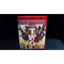 Army Of Two 40 Days Ps3 Usado . Cambios Gamer..