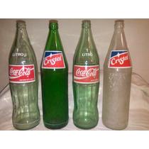 Coca Cola Botella Vidrio 1 Lt