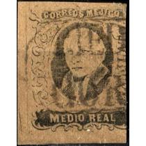 2037 Clásico Scott #6 Guanajuato 0.5 Real Usado 1861