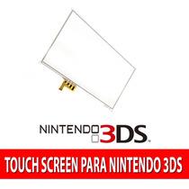 Touch Screen Para Nintendo 3ds Y Desarmador Triwing Trigram