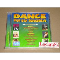 Dance En Tu Idioma Varios 1997 Max Music Cd Doble Nuevo