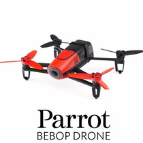 Parrot Bebop Dron Semi-profesional Rojo