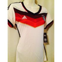 Jersey Alemania Para Dama