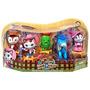 Disney Junior Paquete Con 5 Figuritas De Sheriff Callie 7 Cm
