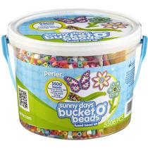 Perler Beads :: Cubeta Sunny Days