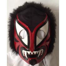 Mascara Profesional Lucha Libre Mil Mascaras