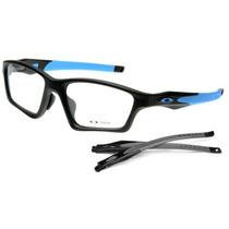 Armazones Oftalmicos Oakley Crosslink Ox 8031 0155 -azul-ne