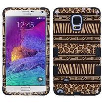 Funda Case Doble Protector Uso Rudo Galaxy Note 4 Africa