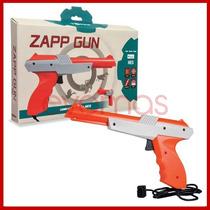 Pistola Para Nintendo Nes Zapp Gun Nueva Marca Tomee