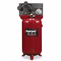 Compresor De Aire Powermate Industrial Air 5 Hp 80 Galones