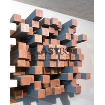 Panel Difusor Acústico Qrd - Tipo Skyline
