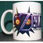 Taza The Legend Of Zelda: Majora's Mask