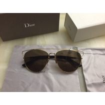Lentes Christian Dior Technology Gold