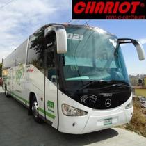 Renta De Autobuses Camionetas Y Autos Con/sin Operador.