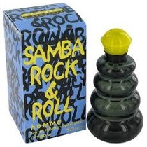 Perfume Samba Rock And Roll 100ml Caballero 100% Original