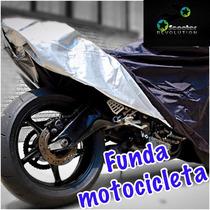 Funda Para Motocicleta Chica O Mediana Impermeable.