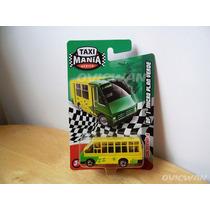 Camión A Escala Micro Df Plan Verde Taximania Taxi Ce105