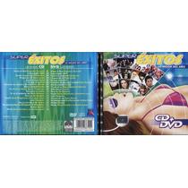 Disco Cd +dvd. Timbiriche, Rbd, Reik,camila, Sin Bandera