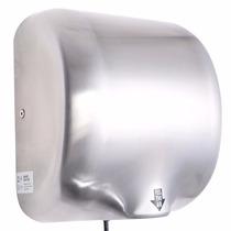 Secador De Manos 1800w Automatico Alta Vel. Cromado