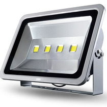 Reflector Led 200w Luminaria Exterior Ip65 20000lm 4 Leds