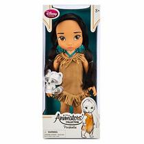 Disney Store Muñecas Animators Pocahontas Original