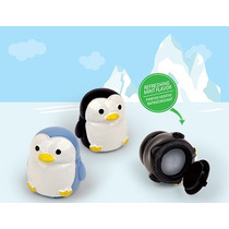 Brillo Para Labios En Forma De Pingüino Menta Nuevo