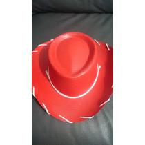 Sombrero Jessy Vaquerita Disfraz Toy Story Fiesta Niña Woody