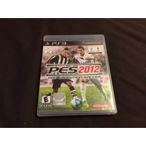 Video Juego Pro Evolution Soccer Pes 2012 Para Ps3
