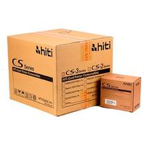 Ribbon Hiti Para Cs320 Cs310 Pvc Caja Con 16 De 200 C/u