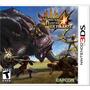 !! Monster Hunter 4 Ultimate Para 3ds Y 2ds En Wholegames !!
