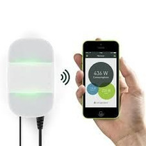 Medidor De Consumo Electrico Y Factor De Potencia, 1,2 Y 3f