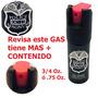 Spray Lacrimogeno .75 Ó 3/4 De Onza Gas Pimienta Usa