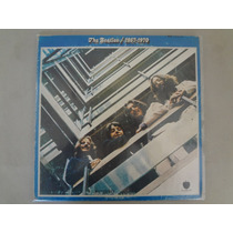 The Beatles/ 1967-1970,albun Azul Doble Acetato Nacional