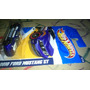 Hot Wheels Patrulla 2010 Ford Mustang Gt Azul Lyly Toys