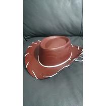 Sombrero Woody Vaquero Disfraz Toy Story Fiesta Niño