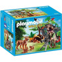 Playmobil 5561 Familia De Linces Con Fotógrafo