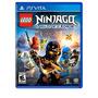 Lego Ninjago Sombra De Ronin - Playstation Vita