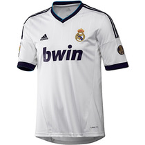 Jersey Real Madrid Adidas Temporada Pasada De Local