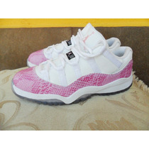 Tenis Jordan Xi 11 Retro Low Ps + Envio Dhl Gratis