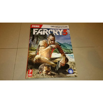 Guia Estrategica Farcry 3 Xbox Ps3 De Coleccion Unica En Ml