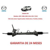 Caja Dirección Hidráulica Cremallera P/ Bomba Mazda Cx9,cx-9