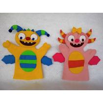 Henry Monster Marionetas
