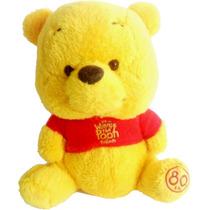Peluche Ternura 018 Winnie Pooh 80 Aniversario Disney