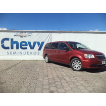 Chrysler Town And Country Lx 2013 7 Plazas