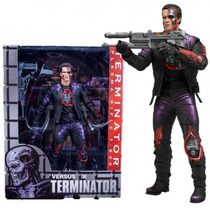 Terminator Plasma Rifle T - 800 Figura Pvc
