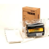 Papel Y Tinta Para Impresora Hiti P110s 60 Hojas