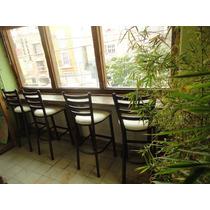 Mobiliario Para Cafeteria.