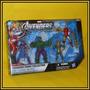 Marvel Universe Avengers Hulk Hawkeye Loki Iron Man Walmart