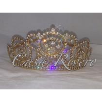 Corona Para Carnaval , Princesa , Reina , Primavera ,
